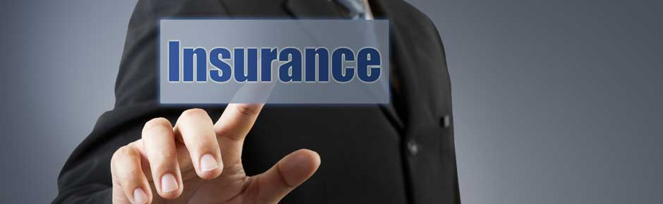 Insurance Page Header