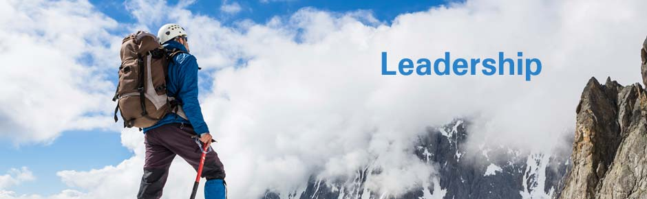 Leadership Page Header