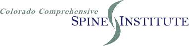 colorado spine logo